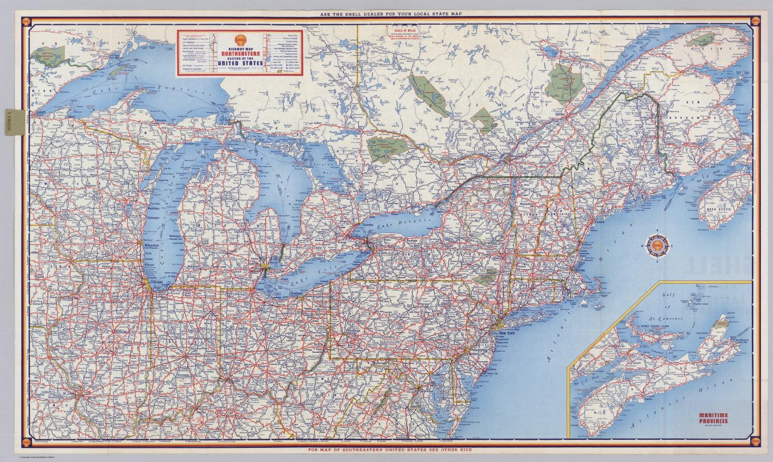 Usa Geografi Gyldendal Den Store Danske